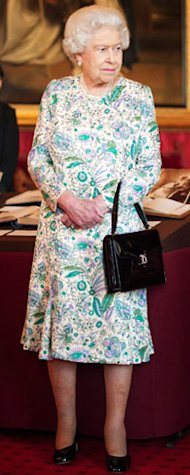 Forget The Kate Effect! Queen Causes Launer Handbags Sales To Rise