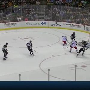 Marc-Andre Fleury Save on Ryan Johansen (08:31/2nd)