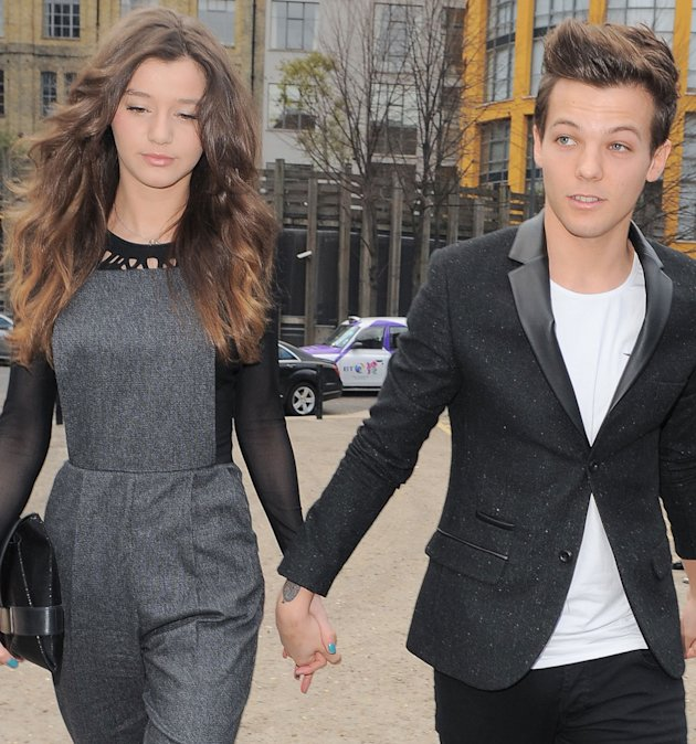 who is louis tomlinson dating yahoo (image: sunday mirror) lucy first met harry last august, just a year after she and oliver wed harry and bandmates zayn malik, 19, louis tomlinson, 20, niall horan, 18, and liam payne, 18, were promoting their debut single what makes you beautiful.