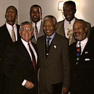 The NBA Family Remembers Nelson Mandela