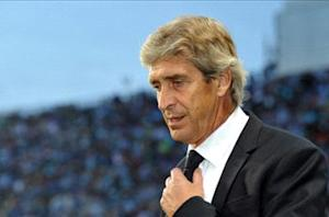 Manchester City boss Pellegrini vows to topple rival United