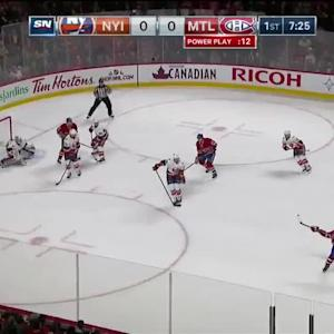 NY Islanders Islanders at Montreal Canadiens - 11/22/2015