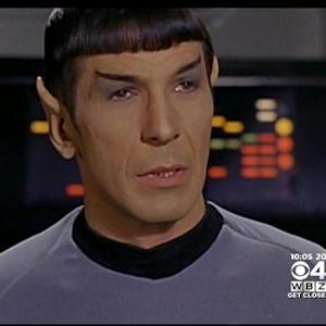 Leonard Nimoy, Mr. Spock On 'Star Trek,' Dies