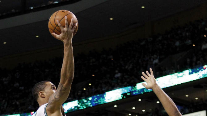 NBA: New Orleans Hornets at Boston Celtics
