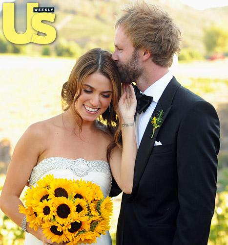 See Nikki Reed and Paul McDonald's Wedding Album!