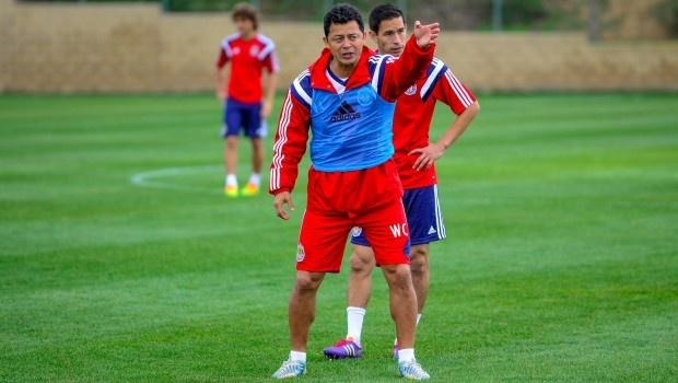 Chivas USA's Wilmer Cabrera says Eric Avila could be right back candidate for USMNT