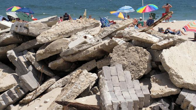 Huge post-Sandy tax increases fail to materialize