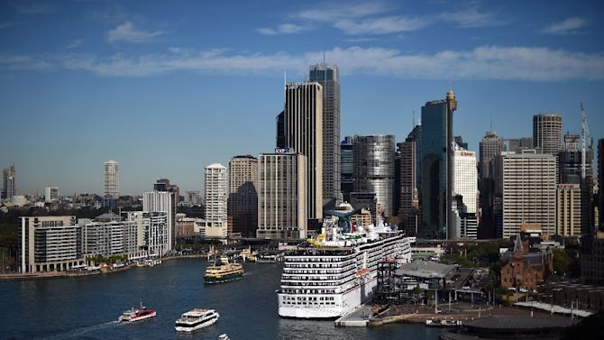 Australia's September quarter growth numbers were slightly above analyst expectations and an improvement on the previous quarter