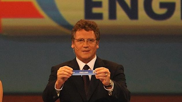 Jerome Valcke insists October's rankings will be used for World Cup seeding