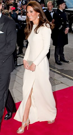 Kate Middleton Wore 4-Inch $750 Jimmy Choo Heels at Tuesday Event
