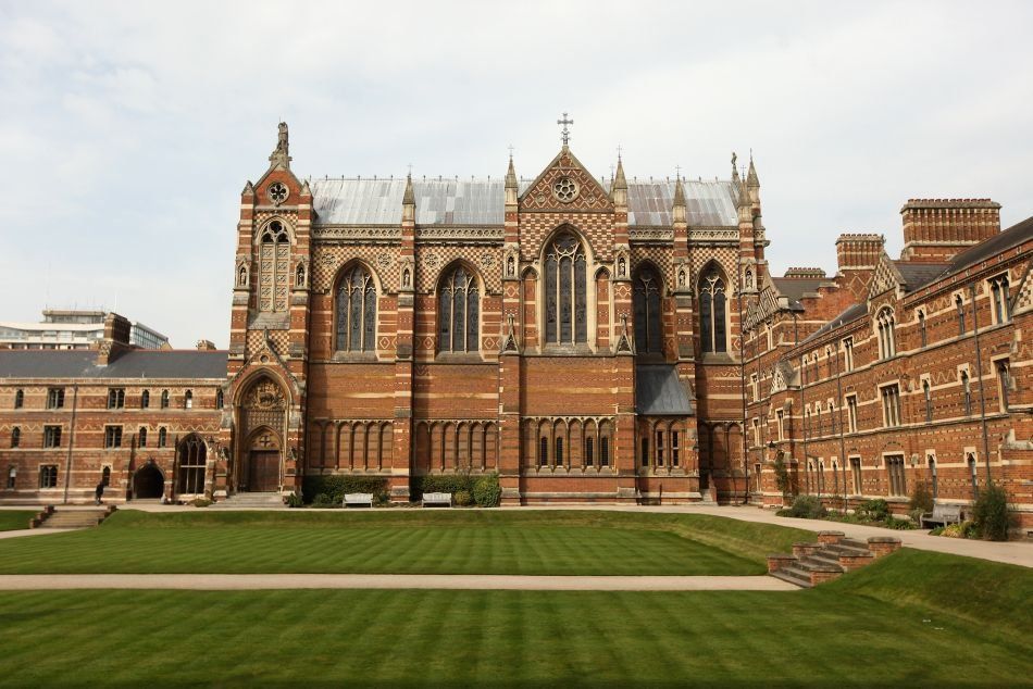 Liddon Quad of Keble College