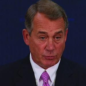 "John Boehner: Dropping bombs, training fighters ""not enough"" to defeat ISIS"