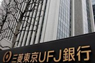 The Bank of Tokyo-Mitsubishi UFJ Ltd. headquarters are pictured in Tokyo in 2006. The bank has halted transactions by the Iranian government after a US court ordered a $2.6 billion asset freeze over the 1983 bombing of US barracks in Beirut, a bank spokesman said on Thursday