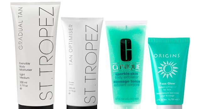 Spray Tan St. Tropez Clinique Origins