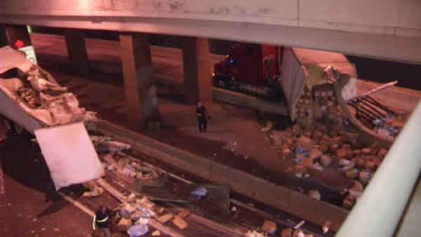 All lanes of I-76 WB open after shortening spill