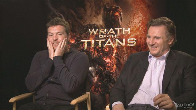 Insider Access: 'Wrath of the Titans'