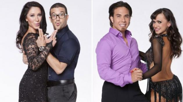 'Dancing with the Stars: All-Stars' promo photos with Bristol Palin and Mark Ballas / Apolo Anton Ohno and Karina Smirnoff -- ABC