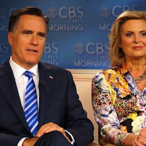 Ann Romney on family life challenges: