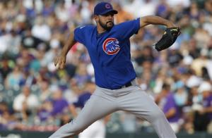 Gonzalez leads way as Rockies batter Cubs, 9-3