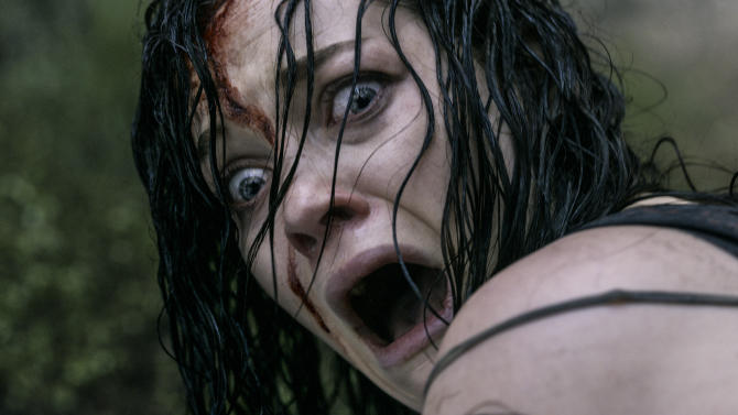 'Evil Dead' rises again with $26M box-office stake