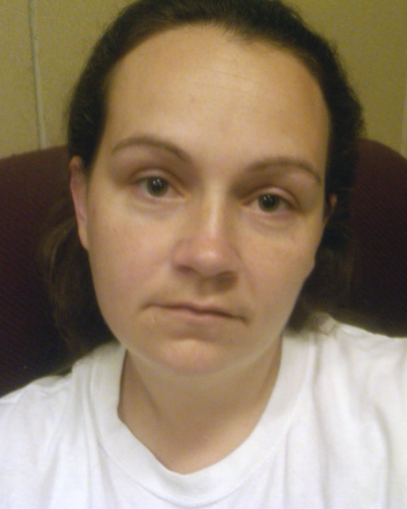 This undated photo released by the Department of Justice shows Jessica L. Hunt. Authorities in Ohio have arrested three people, including Hunt, on charges of enslaving a mentally disabled young mother