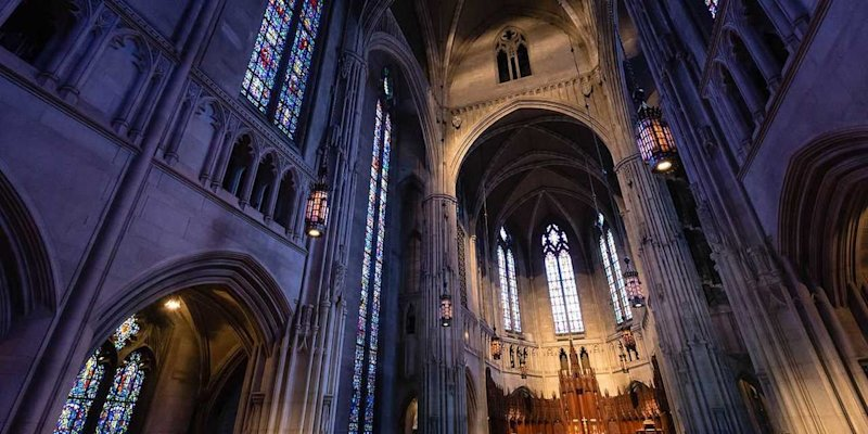 Heinz Memorial Chapel Church University Pittsburgh