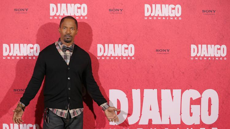 'Django Unchained' Berlin Photocall