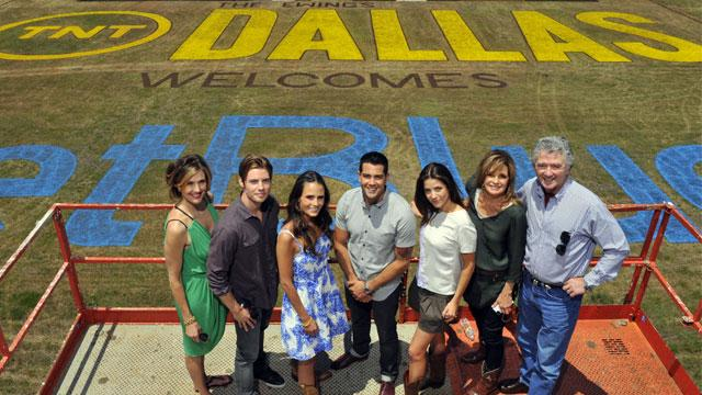 'Dallas' to Resume Taping After Hagman Death