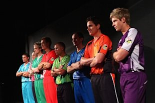 Big Bash League Official Launch
