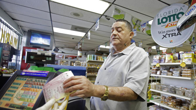 Stores with rich Powerball history seen as lucky