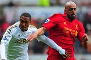 Swansea 0-0 Liverpool: All square on Rodgers' return
