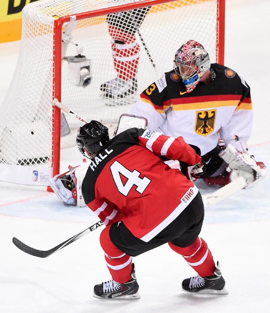Canada trounce Germany 10-0 at ice hockey worlds
