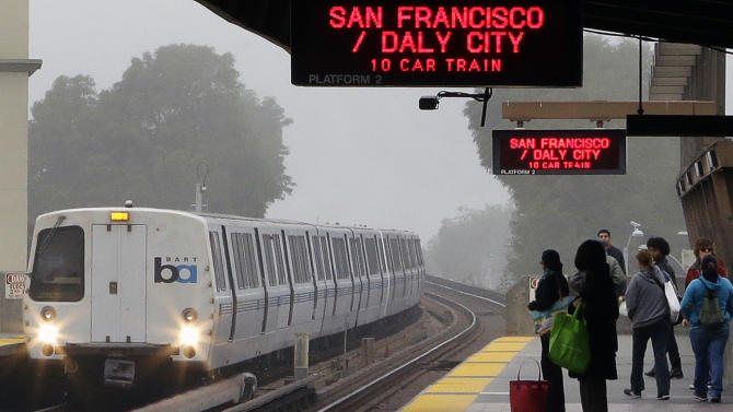 BART union ratifies contract that ended strike