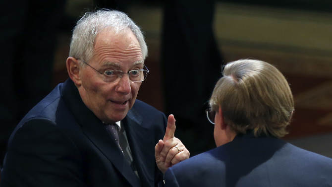 Germany warns euro crisis not over