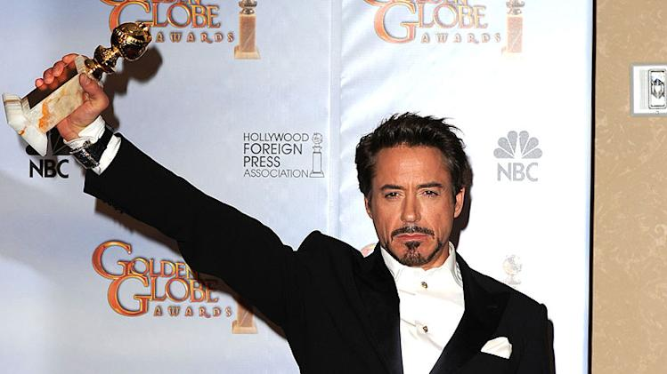 Downey Jr Robert Gldn Glb