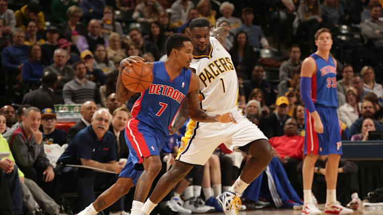 Pistons hand Pacers first home defeat, 101-96