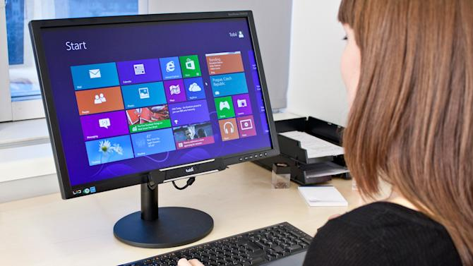 World's First Eye-Tracking PC Accessory to Launch in 2013