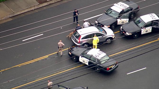 OC chase suspect evades cops twice, finally arrested