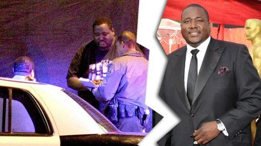 """The Blind Side"" Star Pulled Over, Blindsided"