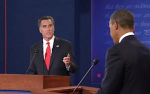 Contrast in Body Language Defined Presidential Debate