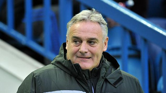 Dave Jones, pictured, was impressed by new recruit Leroy Lita's instant impact