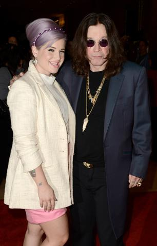 Kelly Osbourne Talks About Ozzy Osbourne's Relapse