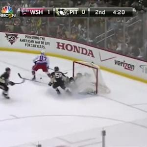 Marc-Andre Fleury Save on Troy Brouwer (16:08/2nd)