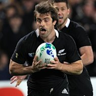 New Zealand's Conrad Smith knows Wales will provide a challenging encounter on Saturday