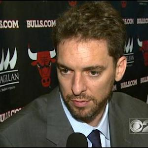 Gasol Explains Why He Chose The Bulls
