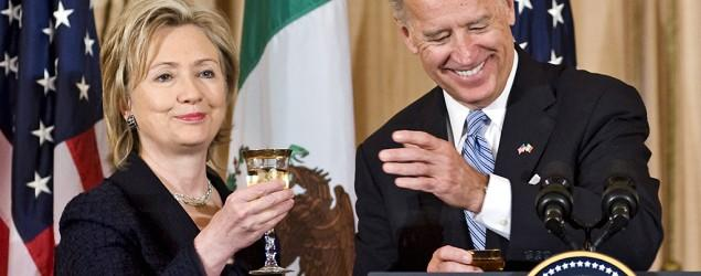 Clinton campaign quietly tries to discourage Biden