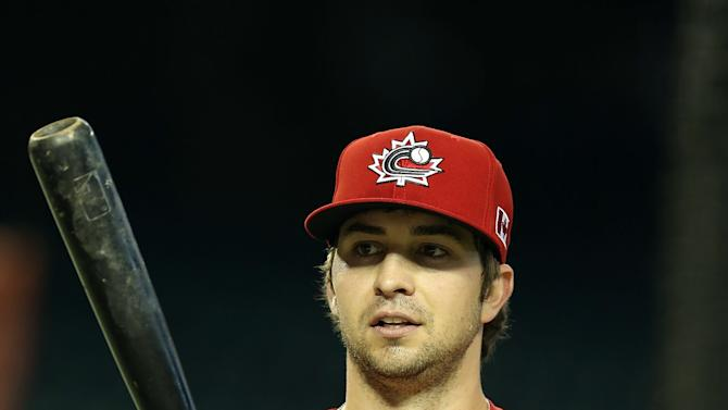Canada v Italy - World Baseball Classic - First Round Group D
