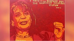 HT george zimmerman painting angela corey blur2 jt 140125 16x9 608 Trayvon Martin Shooter Zimmerman Accused of Stealing Photo