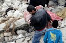 Missile strike in northern Syria kills 33