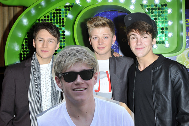 District 3 and One Direction